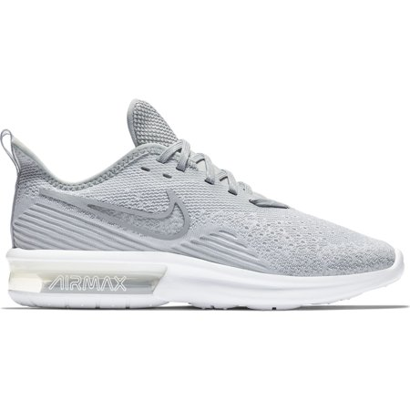 Damskie Nike Wmns Air Max Sequent 2 Biały Czarny