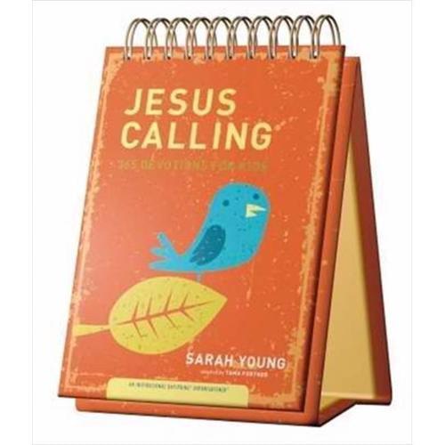 Calendar-Jesus Calling/Kids (Big Day Brightener)