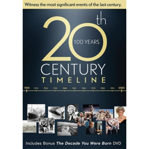 20th Century Timeline/The Decade You Were Born