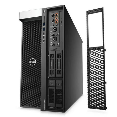 Refurbished Dell Precision Tower 7920 Workstation 2x Gold 5118 12C 2.3Ghz 128GB 2TB SSD NVS310 Win 10 - image 2 de 4