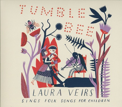 Laura Veirs - Tumble Bee [CD]