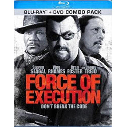 Force Of Execution (Blu-ray + DVD) (Widescreen)