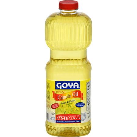 Goya Foods Canola Oil 48 Oz