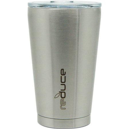 Reduce Stainless Steel 16 Ounce Pint Tumbler
