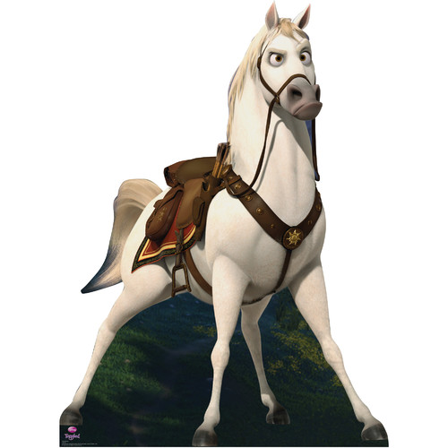 Advanced Graphics Disney Tangled Maximus Cardboard Stand-Up