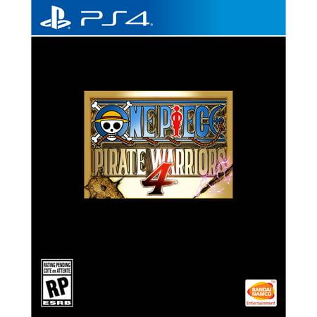 One Piece: Pirate Warriors, Playstation 4, Bandai NAMCO,
