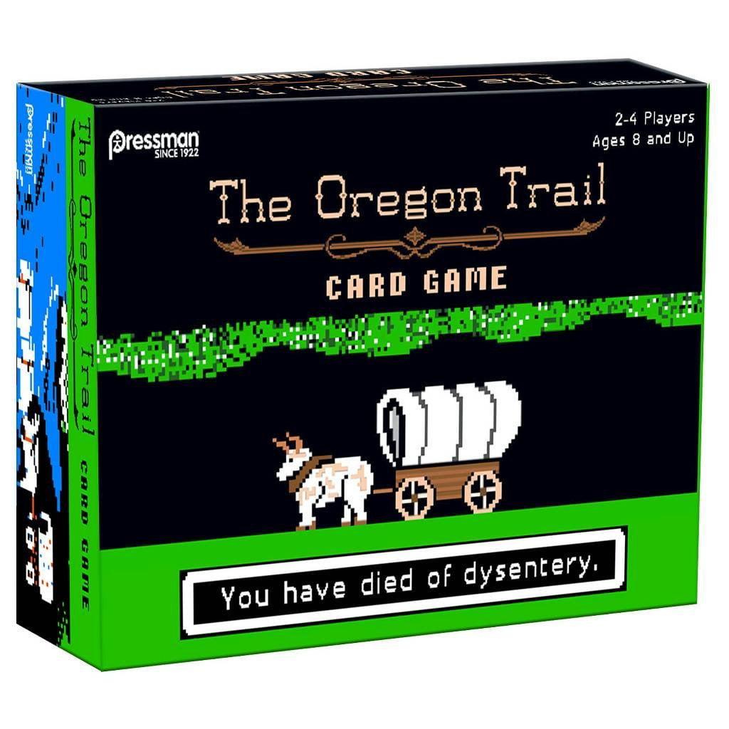 The Oregon Trail Card Game by Pressman