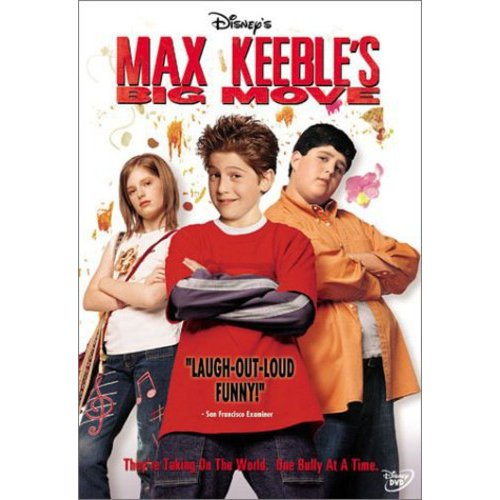 Max Keeble's Big Move (Full Frame)