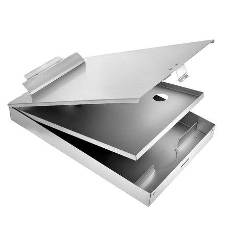 AdirOffice 694-06, Aluminum Form Storage Clipboards - 9.25