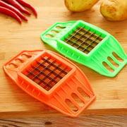 Stainless Steel Potato Slicer Cutter French Fries Slicers Vegetables Slicer Chopper Kitchen Gadgets