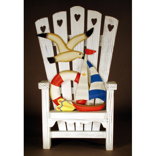 Judith Edwards Designs Beach Chair Wall D cor