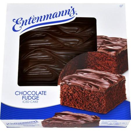 Entenmann S Chocolate Fudge Cake