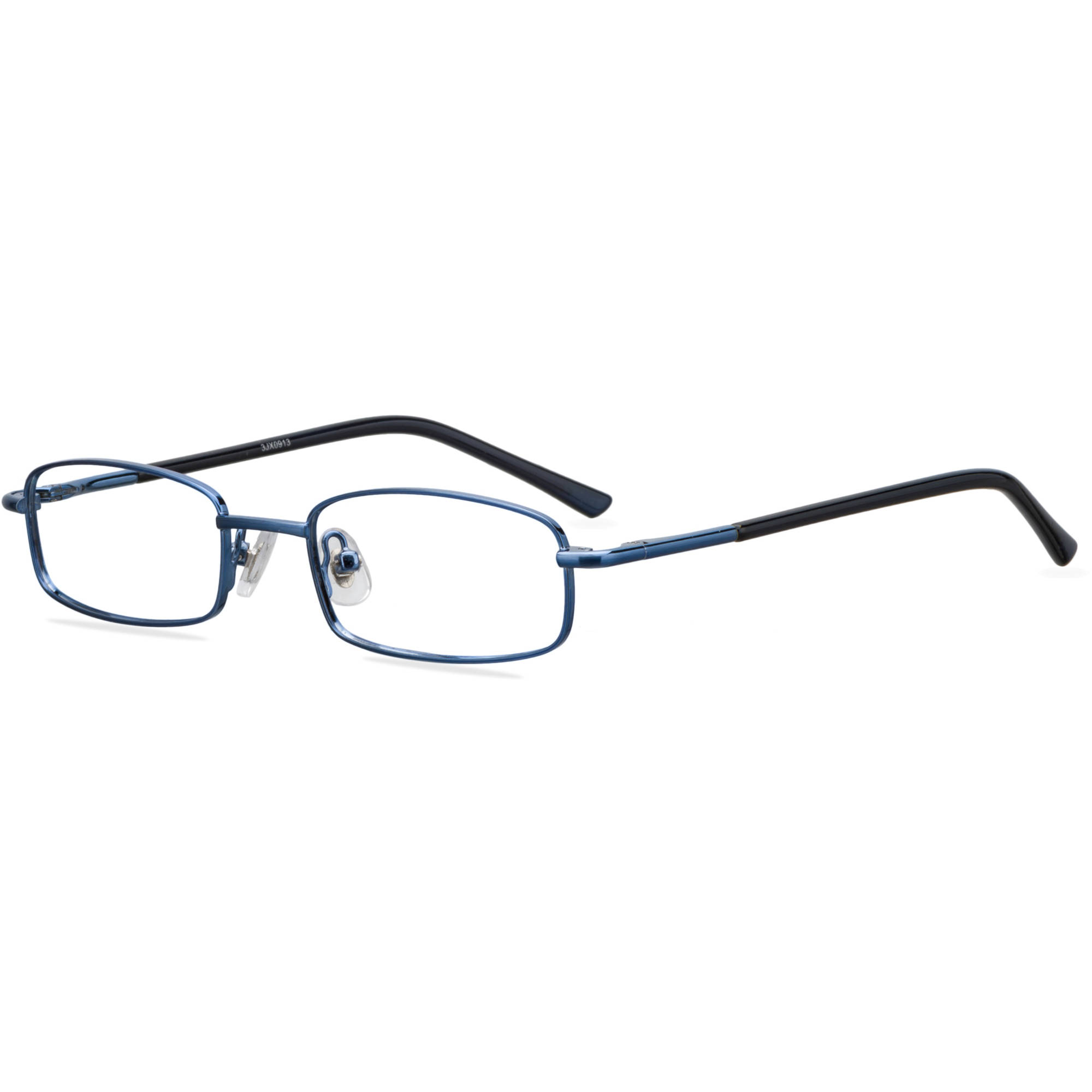 Contour Youths Prescription Glasses, FM10050 Blue