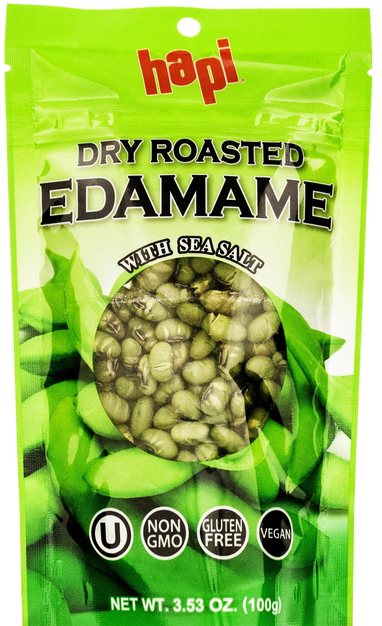 Hapi Dry Roasted Edamame Snack