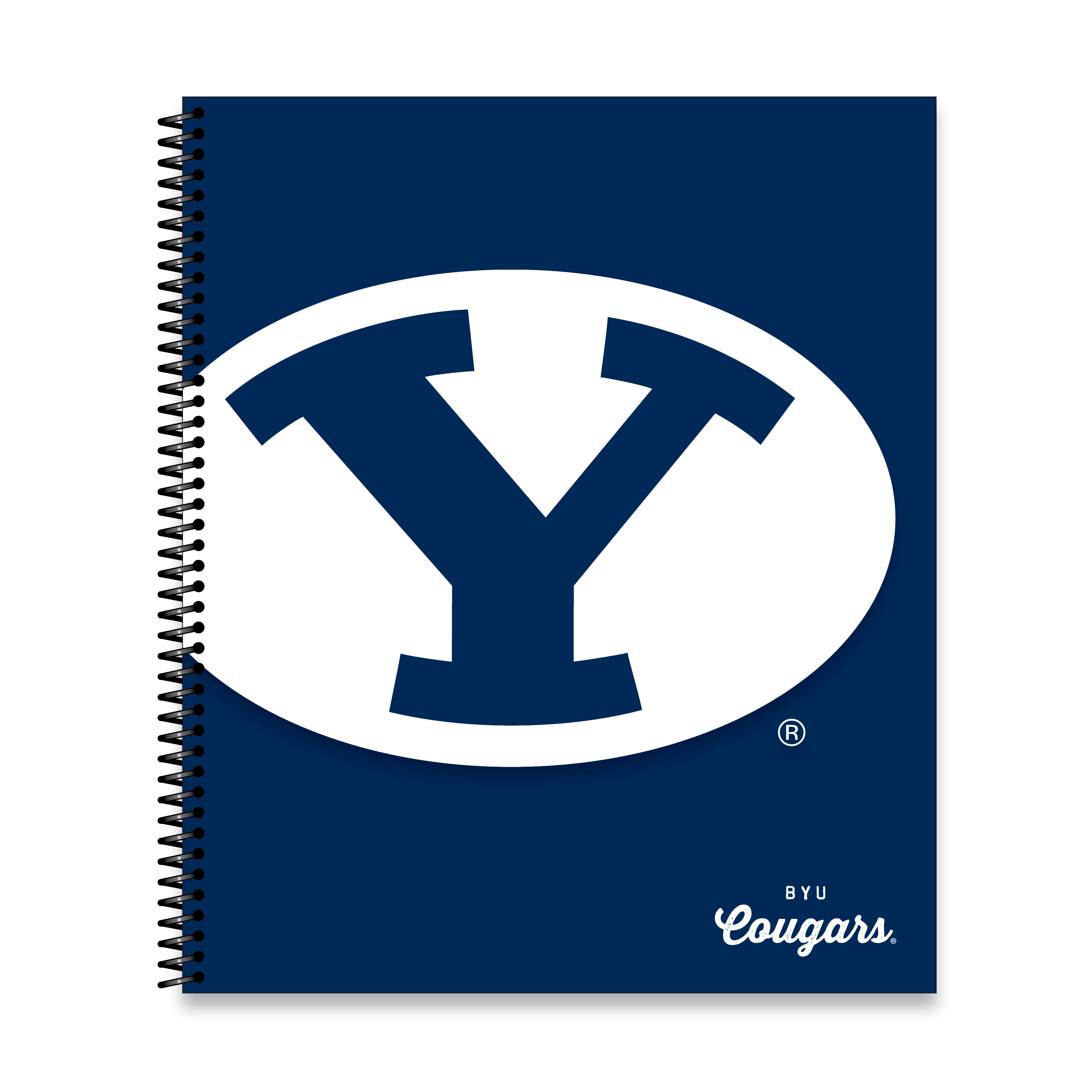 Brigham Young 5sub Ntbk Cl3 Byu Cougars