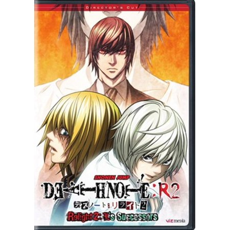 Death Note Re-Light #2: L's Successor (DVD) (Best Anime Like Death Note)
