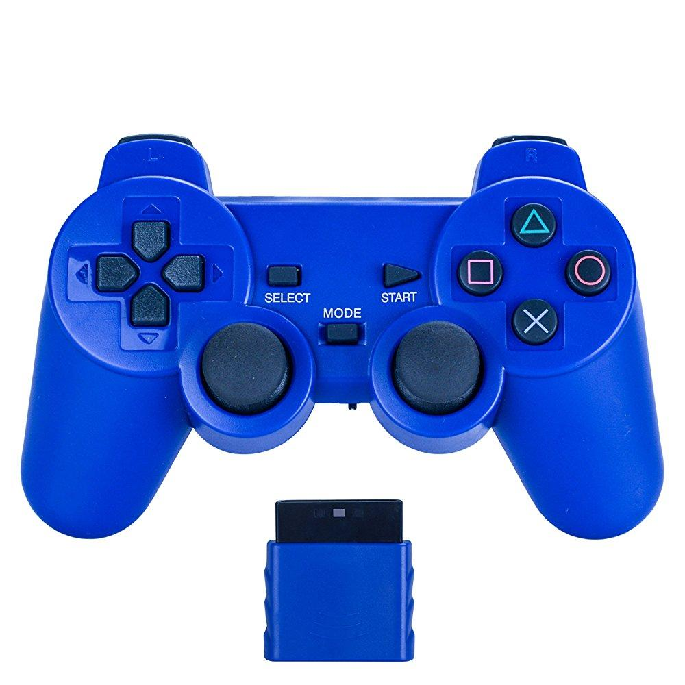 wireless controller for ps2 at walmart wire center