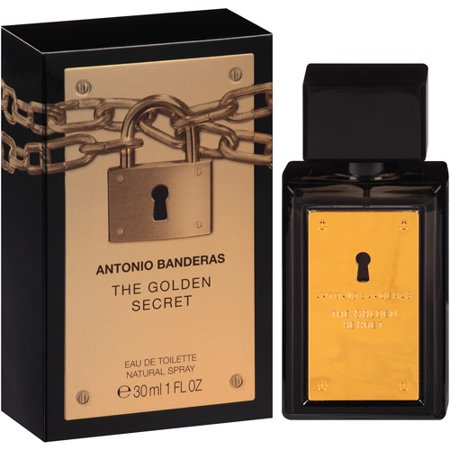 Antonio Banderas The Golden Secret Eau De Toilette Natural Spray 1