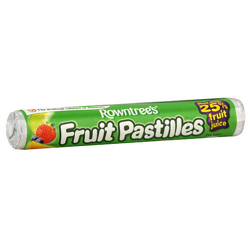 Rowntree's Fruit Pastilles Candy, 52.5g (Pack of 12)