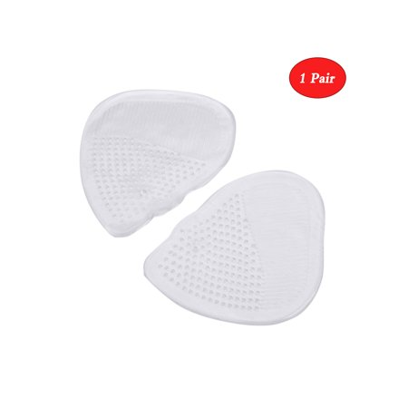 Fashion Feet - NK FASHION Silicone Gel Cushion High Heel  Insoles Shoe Protector Feet Arch Support Pad Insoles For Women High Heels  Insert Transparent 1 - 3 Pack