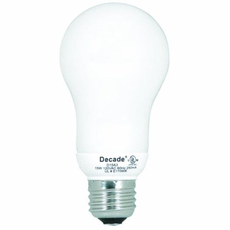 energy used 15 watt cfl bulb feit electric light bulbs. Black Bedroom Furniture Sets. Home Design Ideas