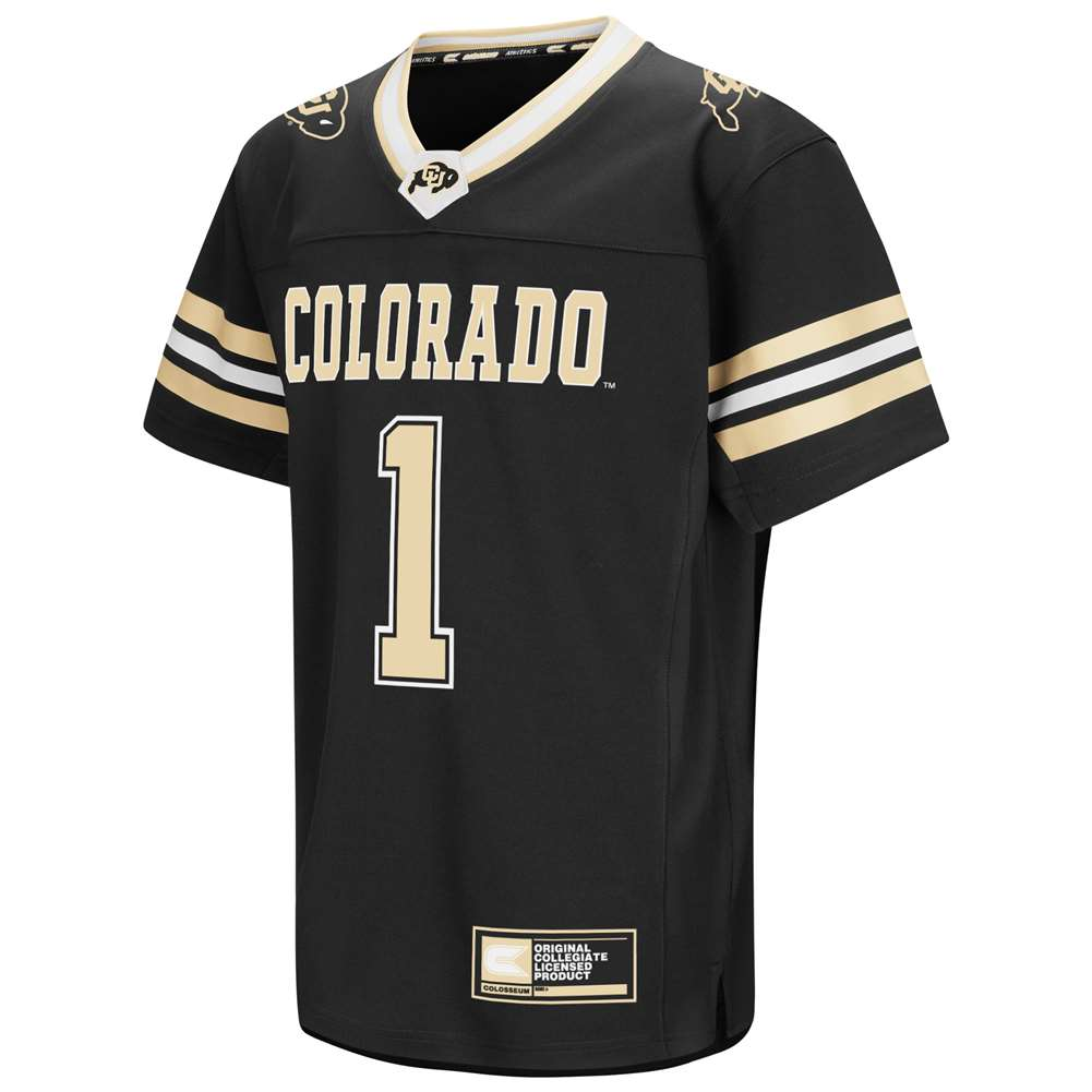 Colorado Buffaloes Youth Colosseum Hail Mary II Football Jersey