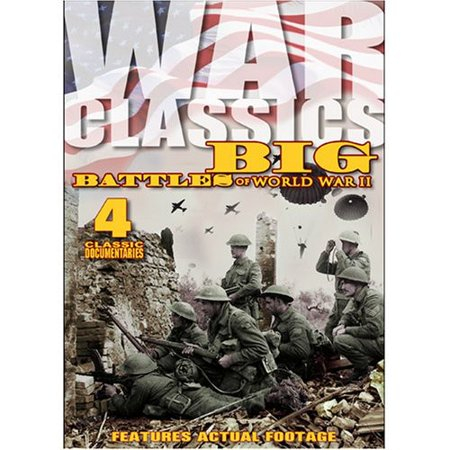 Image of War Classics 12: Big Battles of World War II