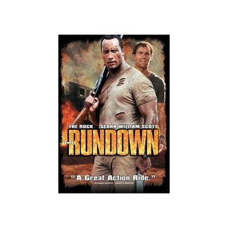 The Rundown   Widescreen