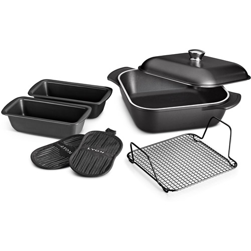 Tramontina Limited Editions LYON 7-Piece Multi-Cooking System