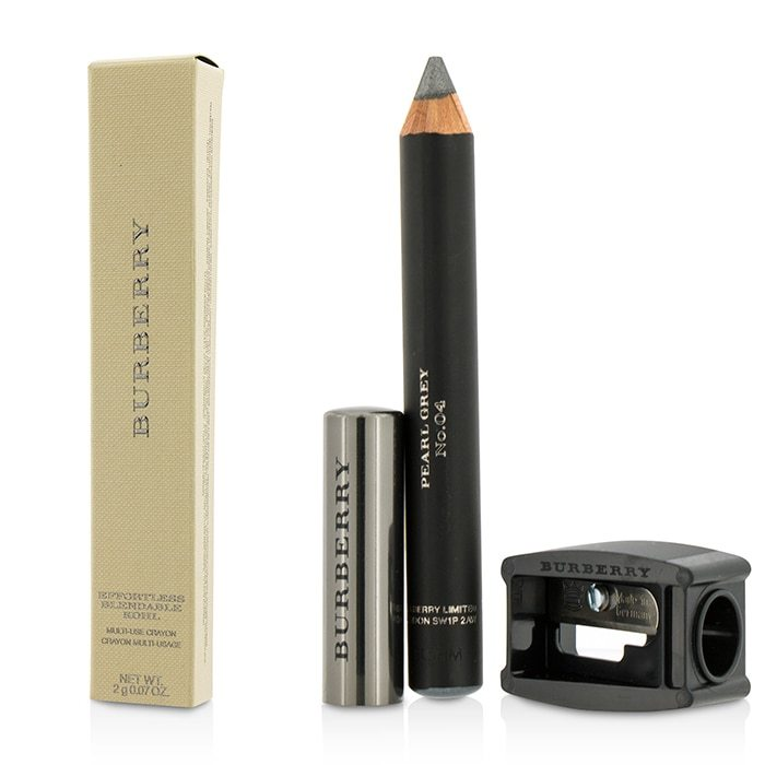 Burberry Effortless Blendable Kohl - # 04 Pearl Grey 0.07 oz Eye Pencil