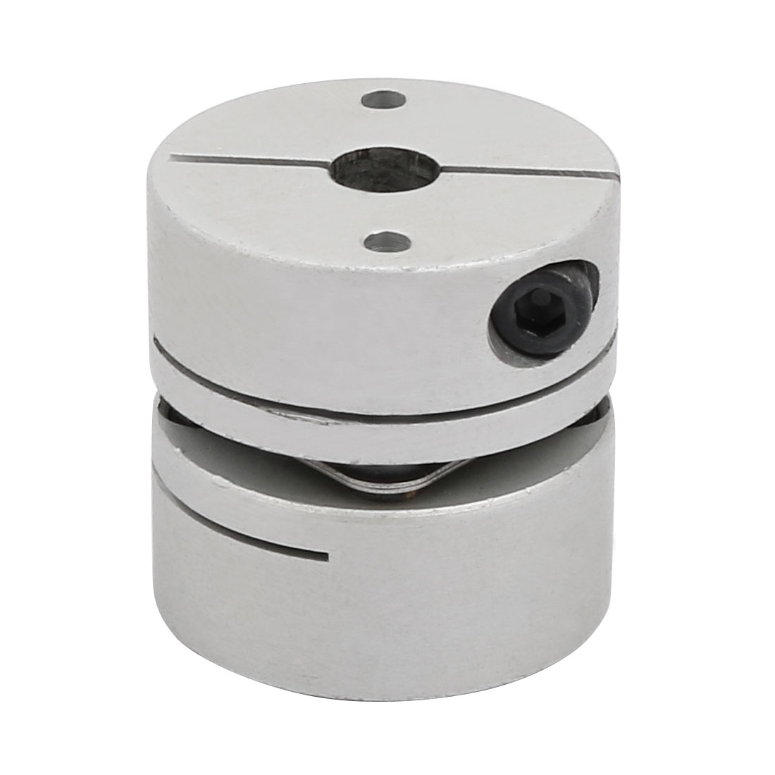 6.0mm to 8mm Aluminium Alloy Encode Beam Coupling Joint DIY Motor Shaft Adapter - image 2 of 2