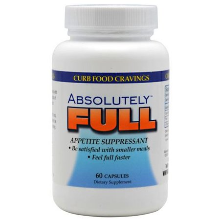 Image of Absolute Nutrition Absolutely FULL Appetite Suppressant, 60 Ct