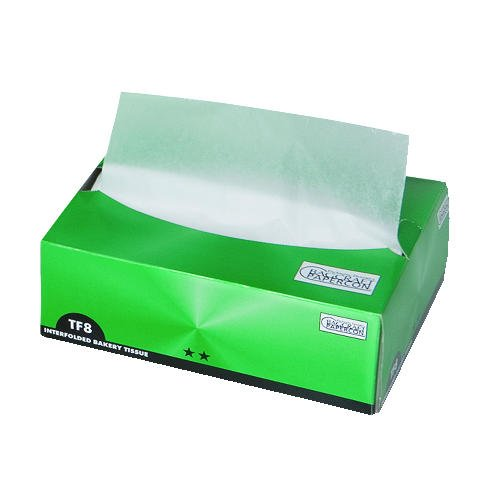 Royal Paper Products 010008 Ecocraft Interfolded Dry Wax Bakery Tissue,8x 10 3 4,... by Royal Paper Products