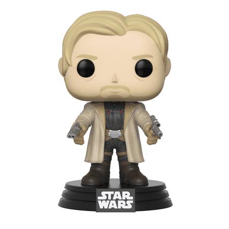 Best POP Star Wars: Solo - Tobias Beckett Walmart Exclusive deal