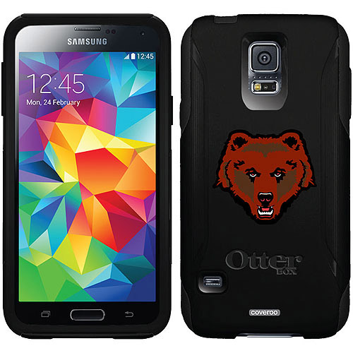 Brown Mascot Design on OtterBox Commuter Series Case for Samsung Galaxy S5