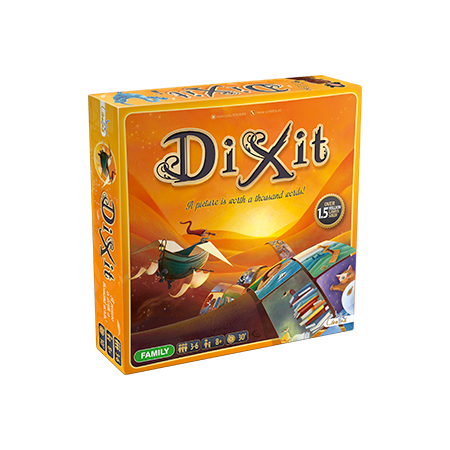 Dixit Family Strategy Game