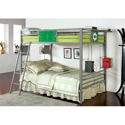 Hokku Designs Sporty Full over Full Bunk Bed by Hokku Designs