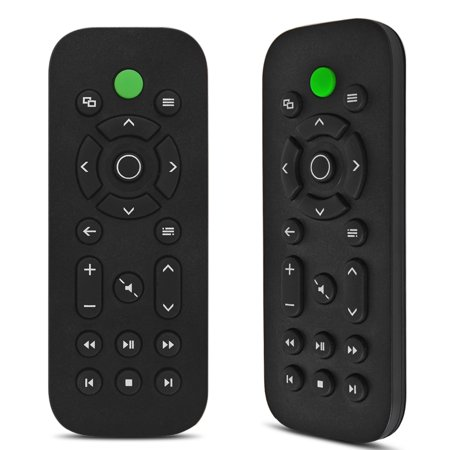 Xbox One Remote Control – Wireless Media IR Remote Control DVD Entertainment Multimedia Game Player Accessories for Microsoft Xbox One Consoles [Xbox One]