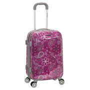 "Rockland Luggage 20"" Vision Hardside Carry On F151"