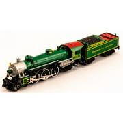Model Power 87436 N 4-6-2 Southern Crescent Steam Locomotive w/Tender