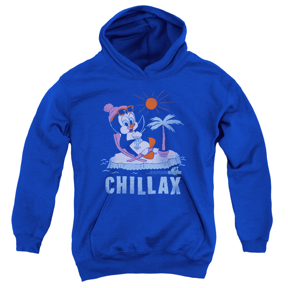 Chilly Willy Chillax Big Boys Pullover Hoodie