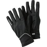 Smartwool PhD HyFi Wind Training Glove: Black MD