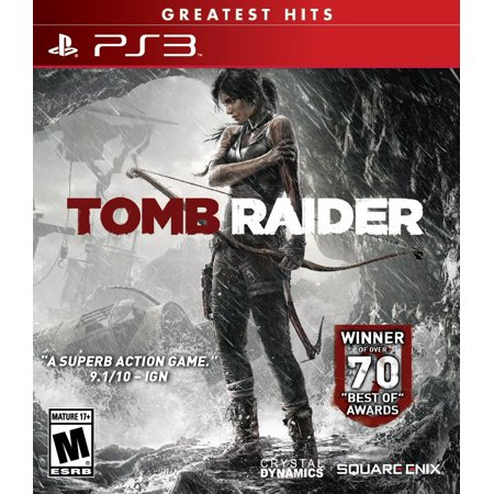 Tomb Raider Greatest Hits, Square Enix, PlayStation 3, 662248914954](Tomb Raider Outfits)