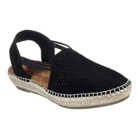 Women's Skechers BOBS Catalina Sand Star Espadrille