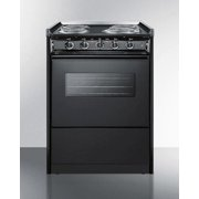 """Best Slide-in Ranges - 24"""" Wide Slide-in Coil-top Electric Range with Oven Review"""