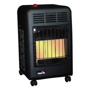 Best Mr. Heater Electric Heaters - Mr. Heater 18,000 BTU Cabinet Portable Propane Radiant Review