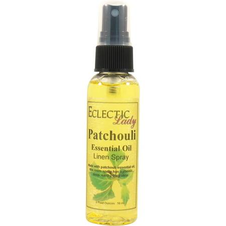 Patchouli Essential Oil Linen Spray, 16 ounces ()