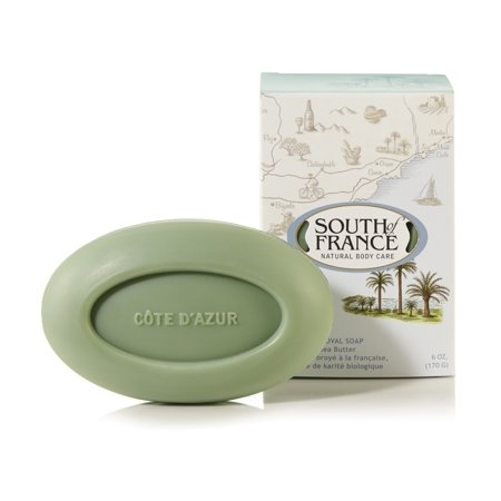 French Milled Oval Soap Cote D