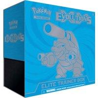 Pokemon Evolutions Mega Blastoise Elite Trainer Box