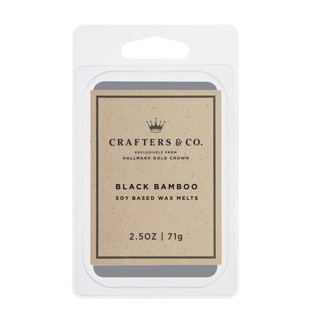 Crafters & Co Tart Bar 2.5 Oz Black Bamboo